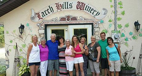 Shuswap Wine Tours
