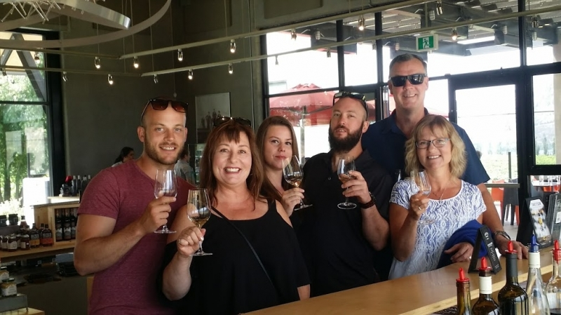 Sun Peaks Wine Tours