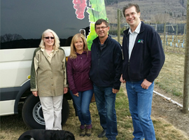 Tastefull Excursions Kamloops team