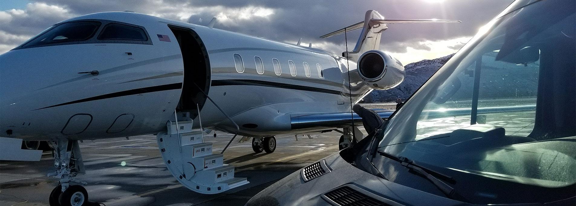 YKA Private Plane