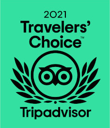 tripadvisor 2021 certificate of excellence